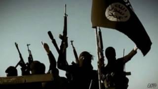 Abarwanyi ba Islamic State i Qaraqosh