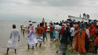 बांग्लादेश, नाव दुर्घटना