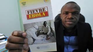 Ebola | Crédito: AFP