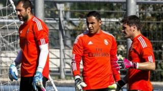 López, Navas, Casillas