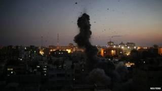 Конфлікт у Газі