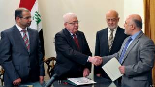 Хайдера Абаді висунули кандидатом у керівники іракського уряду