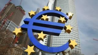 यूरोज़ोन का केंद्रीय बैंक, ईसीबी
