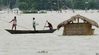 बाढ़, फ़ाइल फ़ोटो