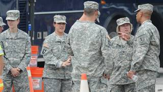 Guardia Nacional en Misuri