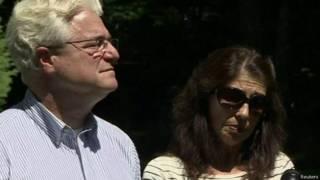 John e DIane Foley