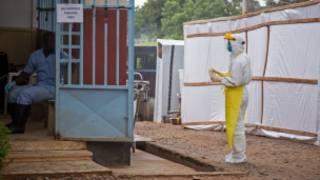 Abapfuba abahitanywe na ebola batewe n'urwaruka