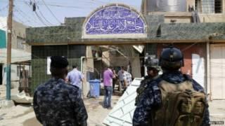 masjid baghdad