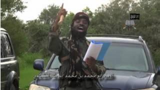 Harin 'yan kungiyar Boko Haram a Najeriya