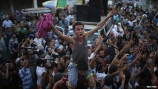 Gaza   Crédito: Reuters