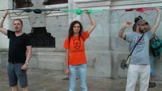 Valladolid sütyen protestosu