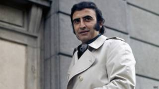 Peret en 1974