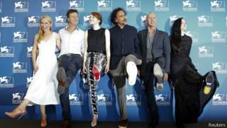 """El elenco de """"Birdman"""""""