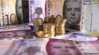 苏格兰货币