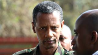 Colonel Tom Byabagamba