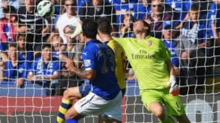 Leicester Arsenal