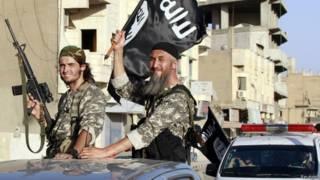 Estado Islâmico (Reuters)