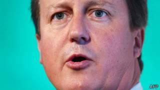Премьер-министр Великобритании Дэвид Кэмерон