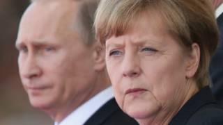 Меркель і Путін
