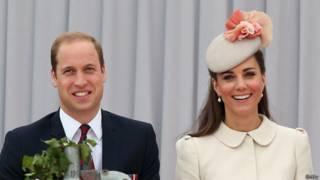 Принц Уильям и Кейт Миддлтон в Льеже на памятной церемонии по поводу начала Первой мировой войны