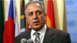 المبعوث الأمريكي السابق إلى العراق وأفغانستان، زلماي خليل زاد