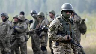 sojojin Ukraine