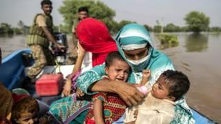 कश्मीर में बाढ़