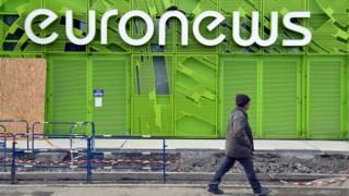 Здание Euronews
