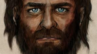 Древний европеец
