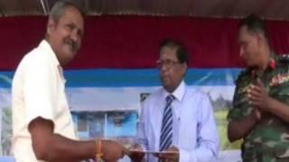 இலங்கை ராணுவத்திடமிருந்து நிலத்தை மீளப்பெறும் உரிமையாளர்