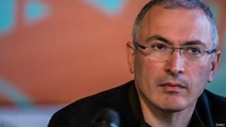 Ходорковский выступает в Донецке