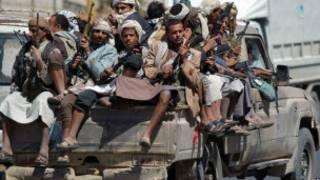 'Yan tawayen kabilar Houthi