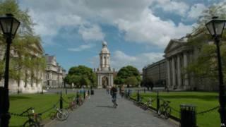 都柏林三一学院