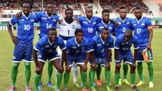 Sierra Leone Team