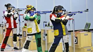 इंचियोन एशियाई खेल, शूटिंग प्रतिस्पर्धा