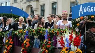 Lễ hội tháng Mười ở Đức