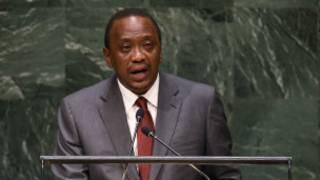 Uhuru Kenyatta avuga ko ku mutima wiwe ari umwere