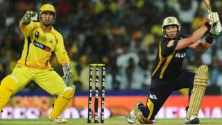 चेन्नई की टीम