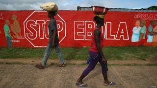 इबोला, लाइबेरिया