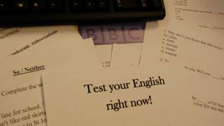 Test your English right now!
