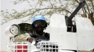 abasirikare ba ONU
