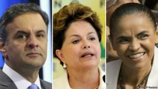 Eleições no Brasil (AFP, AP, Reuters)