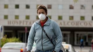 स्पेन, इबोला