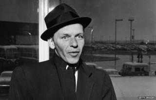 弗蘭克·西納特拉,20世紀美國最著名的歌星、演員之一