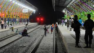 जाफना रेलवे स्टेशन