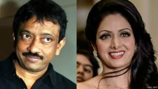 राम गोपाल वर्मा और श्रीदेवी