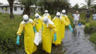 Abavuzi ba ebola muri Liberiya