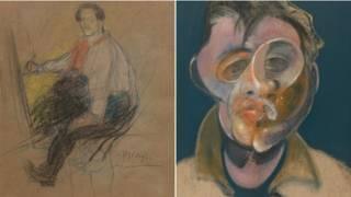 Auto-retrato de Pablo Picasso