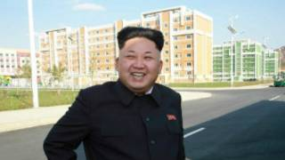 Shugaban Korea ta Arewa Kim Jong Un