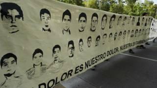 Meksika kayıp öğrenciler